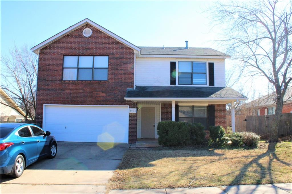 2832 Dalewood Terr Norman, OK  – Built in 1991 2,228 sq ft - This beautiful 2- story home located in Norman features 4 bedroom, 2.5 bath and a 2 car garage. This home features an open floor plan, two dining rooms, spacious closets and bathrooms and a nice back patio area. Deposit is equal to rent amount. Pets are allowed restrictions apply.
