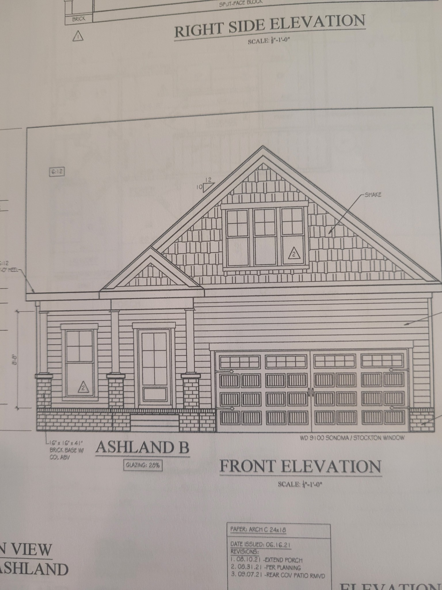 Cute Craftsman Style home with master on the main, 2 bedrooms up & bonus room. These are introductory prices so they will move fast. Due to close in May
