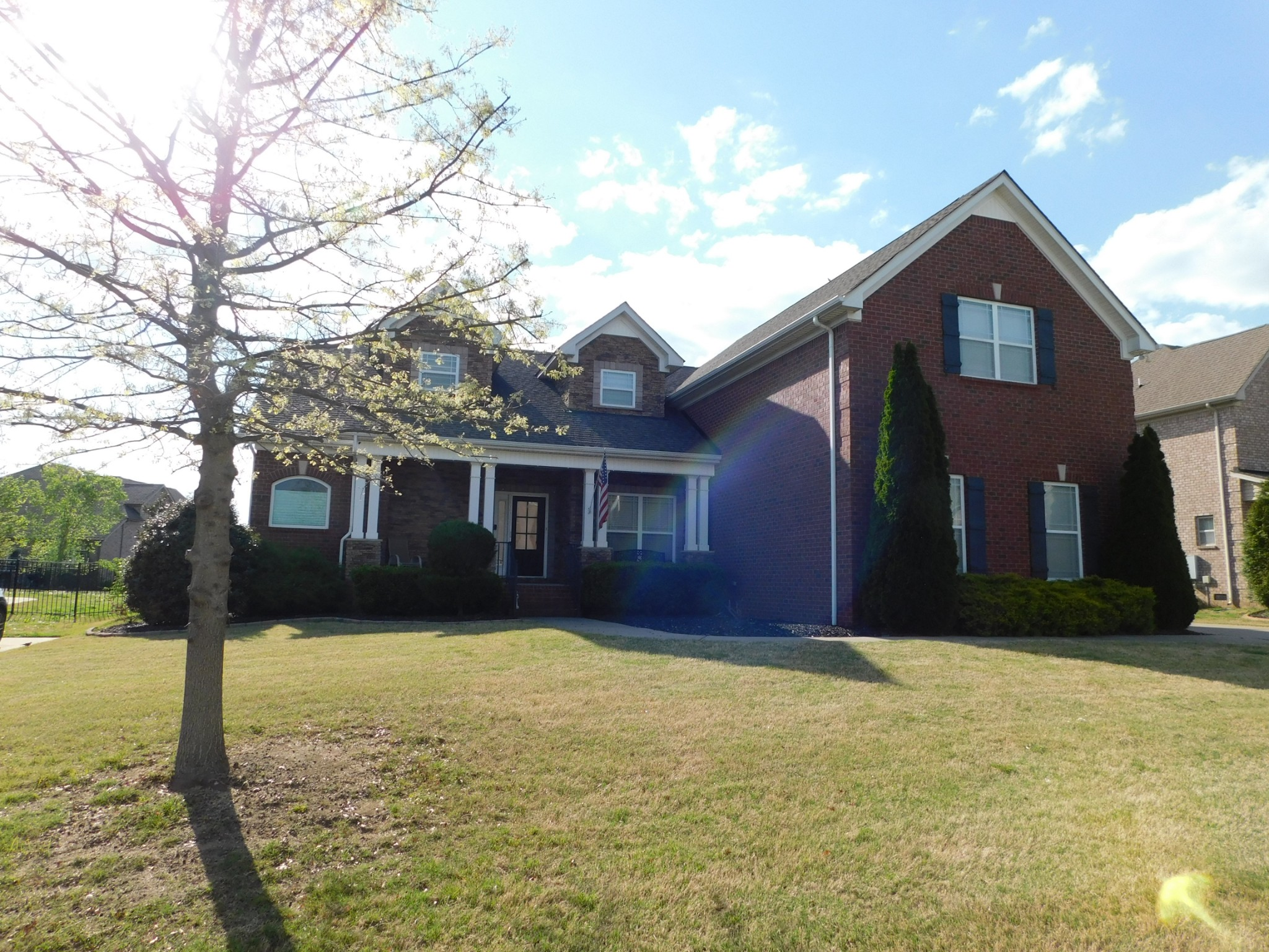 JUST IN TIME FOR POOL SEASON! This 5 bedroom/4 full bath home could be yours soon. Lots of upgrades, storage and room. Backyard that includes 14'x22'screened in porch with wood burning fireplace. X-large bonus room.