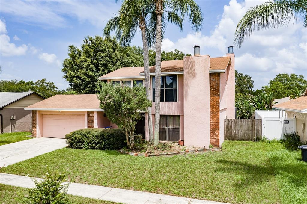 **This property previously went under contract on 9/8 with an investor (sight unseen) who requested a 12-business day inspection period.  Buyer requested more time and seller ultimately approved an additional 7-day extension due to scheduling issues.  Investor's client ultimately decided that the home did not meet their investment criteria**.  Which brings us back ACTIVE to this lovely property located in a cul-de-sac in the very desired neighborhood of Sugarwood Grove, Carrollwood.  No HOA, No CDD, No Flood Zone.  A traditional floor plan that can easily be converted to an open floor plan, if desired.  A touch of tropical landscaping and the 29x14 pool is the perfect splash for family and friends looking to cool down on those summer days.  Centrally located, enjoy extremely quick access to the Veterans Expressway, as well as nearby shops, banks, grocery stores, etc.  With a little love, this can be your dream home.