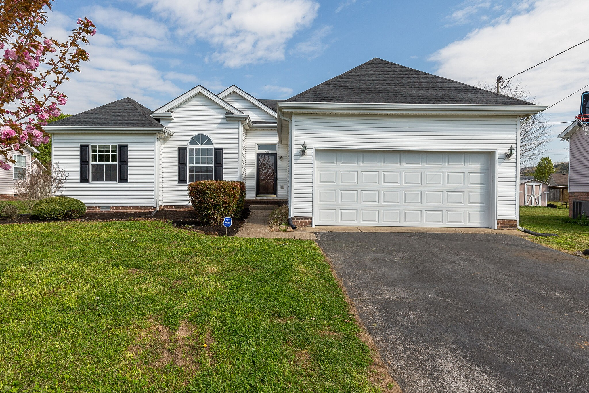 This one-level 3 bedroom 2 bathroom home is ready for its' new owner! Featuring a great floor plan, all appliances included, fenced in back yard and covered back porch. The neighborhood is convenient to shopping, dining, and the bypass. Roof was replaced in 2019. Offers due 4/12 by 8 pm, Seller will respond by 1 pm on 4/13