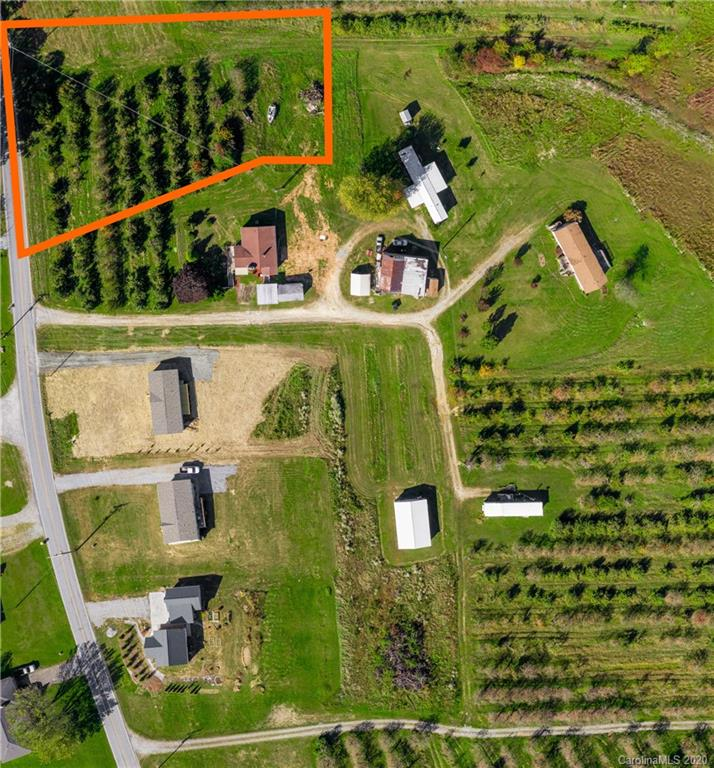 Long-range views of Bald Rock with producing apple trees on the property!  This parcel is a portion of a larger tract offering a subdivision named Pilot View.  The only restrictions are must have underground utilities, off-frame modular or stick built, and cannot be subdivided.  So bring your boat, chickens, goats, or recreational vehicles.  You'll love the proximity to local vineyards, apple orchards, and pear farm.  Lot 4 contains 0.90 acres, more or less.  Buy the lot now and build your dream home on your timeframe.  The orange lines on the picture are not exact.  Just for general reference.