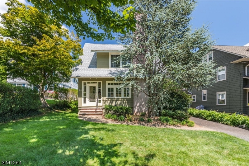 Incredible curb appeal and pride of craftsmanship are evident when you pull up to this meticulously maintained Arts and Crafts style home in the heart of the desirable Wyoming District of Millburn.  Prime location, only four short blocks from the Millburn Train Station (Midtown Direct).  Beautiful hardwood floors, oversized windows, a charming attention to detail in the architecture, and the fact that this home was clearly lovingly maintained, make this four bedroom, two and a half bath beauty a must see!  Only a short distance from the shops and restaurants of historic downtown Millburn and within walking distance to their award winning schools! Beautifully maintained nearby parks help to make Millburn Township one of the most sought after residential communities in New Jersey. Motivated to Sell!