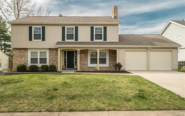15562 Parasol, Chesterfield, MO 63017