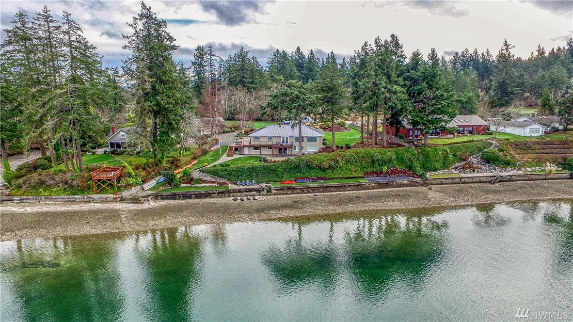 Olympia Wa Waterfront Homes For Sale