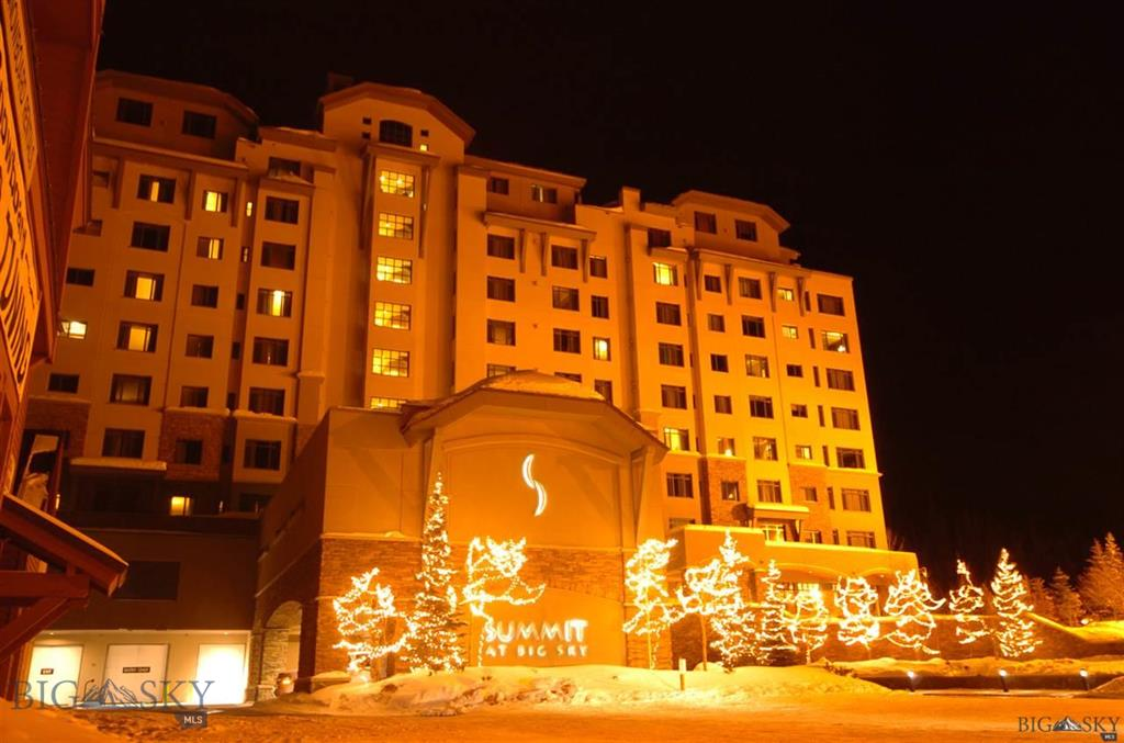 One of the largest one bedroom floor plans in the Summit Hotel and the lowest priced unit currently available in the building.  Great views, ski access, amenities and location in the Mountain Village.