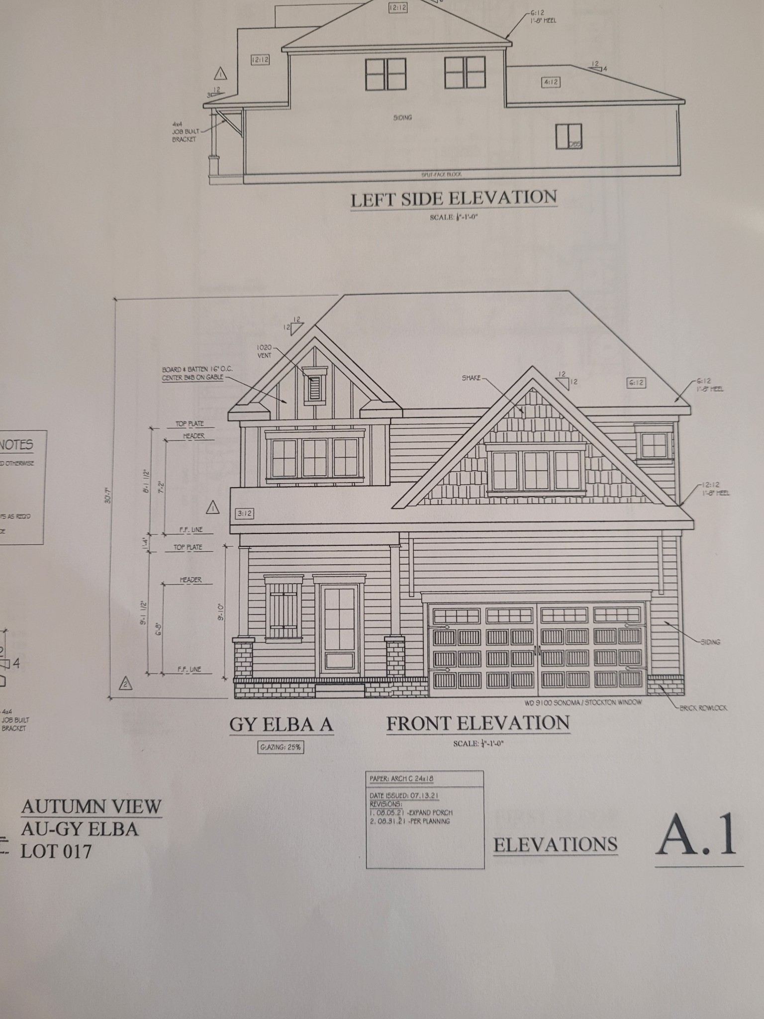 This is a 4 bedroom home with the master on the first level and a bonus room up & finished loft. open floor plan, master with large closet, master bath with separate shower and tub. Covered deck.