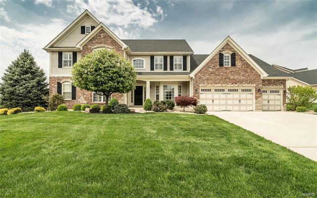 12371 Mulberry Tree Court, Creve Coeur, MO 63141