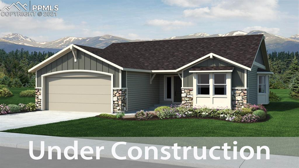 Ready in March. Providence II ranch plan with 2 car garage in Hannah Ridge. *Design studio selections have not yet been finalized. Design upgrades pending. 4 bedroom, 3 bath home.  Includes gas fireplace in great room. Finished garden level basement includes 1ft. taller ceilings, plus 2 bedrooms, 1 bathroom and recreation room. Exterior living includes deck.