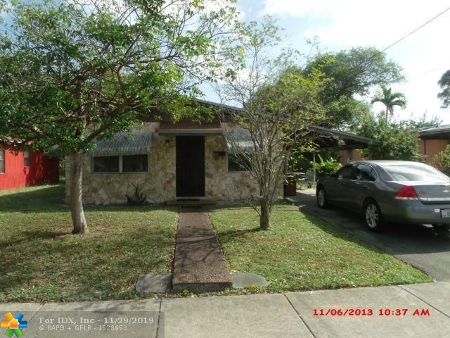 Nice property for rehab, central AC, street gas, price is FIRM.