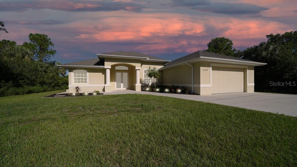 489 Hoffer Street, Port Charlotte, FL 33953
