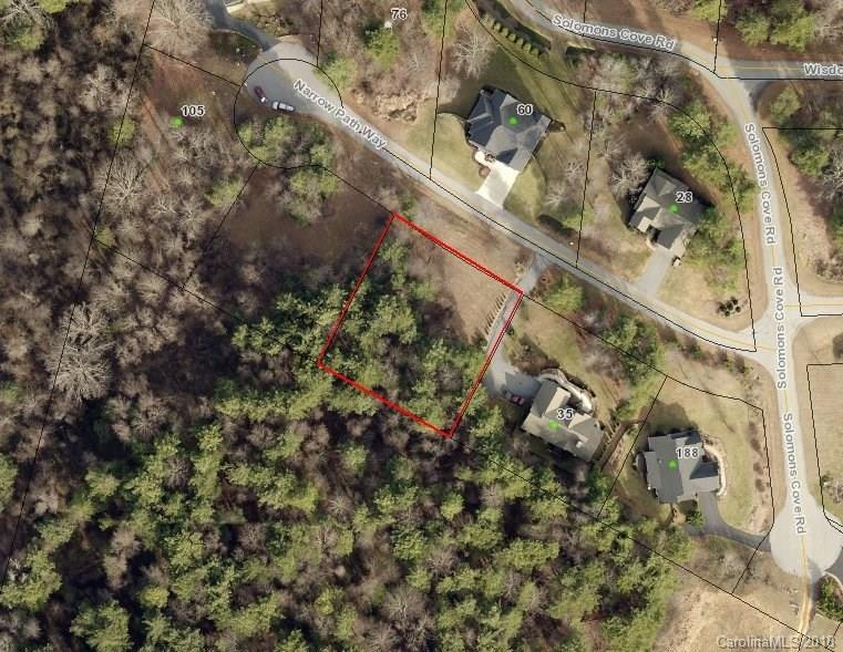 Beautiful .47 acre lot located in Solomons Cove. Natural setting with common area stream. City Water/Utilities available. Expired 4 bdrm Septic permit. Convenient location - Close to Downtown Historic Hendersonville.
