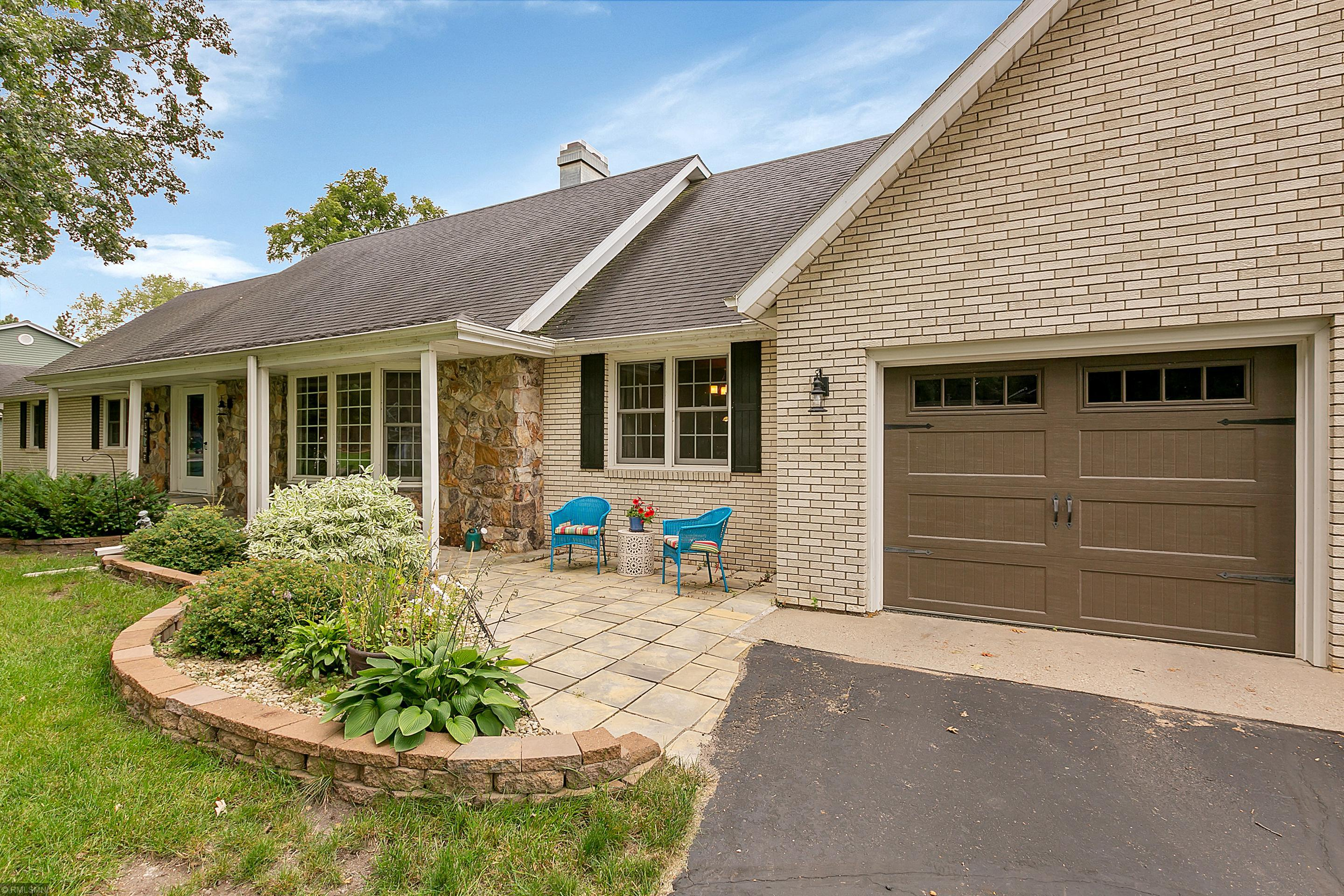 Beautiful home hidden behind Whitney with a private, fenced back yard, granite counter tops, huge closets and so much entertaining space. Master suite is on the main level and is connected to the executive office space. Love to cook? This is the kitchen for you.   Large eat in kitchen with extended island leads into the large dining room. Relax in the four season porch or spend time in the finished open concept basement with room for games, pool and ping pong. You will appreciate the updated wood flooring through the main level. This home is a must see.  Seller willing to include some furniture in sale.