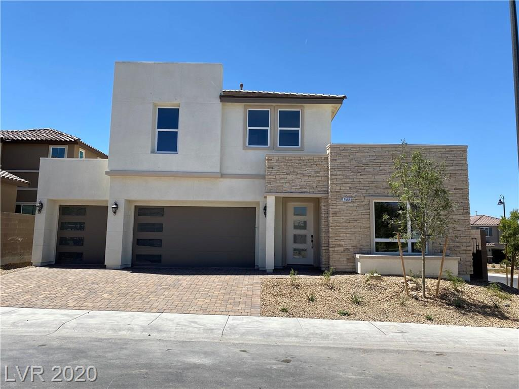 Highly desirable Bryce plan! 4 bedrooms (1 bed and full bath downstairs!) plus a loft, 3 car garage, interior courtyard