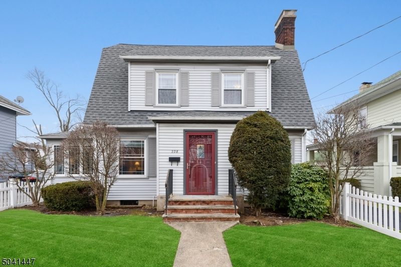 """Charming and updated four bedroom colonial in the heart of Morristown. This rare find has hardwood floors throughout with a spacious living room, dining room and kitchen. Gorgeous kitchen with custom cabinets, Silestone counters and stainless steel appliances. Large formal dining room with charming Chestnut cabinets and millwork. Expansive living room with gas fireplace, chestnut wood beams and old world charm. Plenty of delineated space for """"work at home"""" offices. Large unfinished attic that could be used for storage or another room. Hot water heater, electrical panel and furnance have all been updated. Private Gazebo with patio in the back for parties and get togethers. Close to shopping, theaters, restaurants and the train station. This home is one to see."""