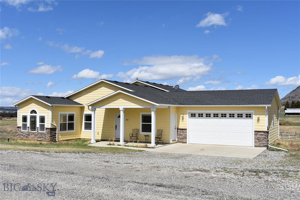 315 Trail Creek Road, Butte, MT 59701