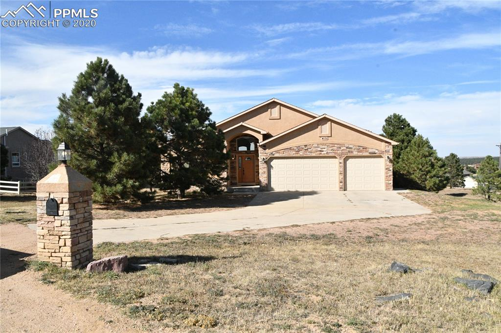 Modern Ranch Style Home with Vaulted Ceilings * Cul-De-Sac * Beautiful Walden III Area * District 38 Schools * Large Pine Trees Provide Privacy *