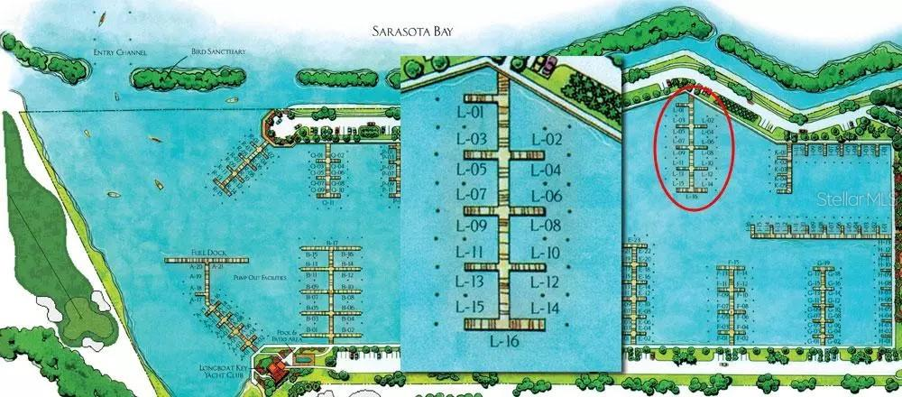 2600 Harbourside Drive L-06, Longboat Key, FL 34228