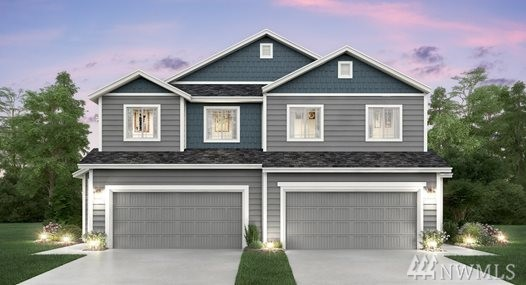 Large homesite in Hoffman Hill community! The Spacious Emerald floor plan - Wolrld's First Wi-Fi Certified home by LENNAR 1,899 sq. ft. 4Bd/2.5Ba.  Located in highly-coveted Steilacoom School District. A commuter's dream located next to Joint Base Lewis McChord & only minutes to I-5 For those needing to commute farther, DuPont Station is ideal for travel between Tacoma and Seattle. Gorgeous finishes, SS appliances, Quartz counter top, tile backsplash,  fully landscaped & fenced!