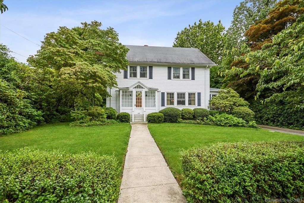 CHARM, CHARACTER, ORIGINAL DETAILS AND WOODWORK AWAIT YOU ALONG WITH 3 FULL LEVELS OF LIVING AREA IN THIS CLASSIC STRATFIELD COLONIAL SITUATED ON SPACIOUS, PRIVATE CORNER PARCEL SURROUNDED BY A BEAUTIFUL TREE LINED STREET CLOSE TO SCHOOLS, SHOPPING, GOLF COURSE, UNIVERSITIES AND MINUTES TO TOWN CENTER, METRO NORTH TRAIN WITH EASY ACCESS TO I-95 AND RT 15 MERRITT PARKWAY.  MAIN LEVEL IS BUILT TO ENTERTAIN FEATURING LARGE LIVING ROOM WITH FIREPLACE, BANQUET SIZE FORMAL DINING ROOM, HUGE FAMILY STYLE EAT IN KITCHEN WITH ISLAND, EXTRA CABINETRY, PANTRY AND MAIN LEVEL LAUNDRY HOOKUPS LEADING FROM ALL ROOMS TO OVERSIZED DECK, PATIO AND BUILT IN GRILL.  UPPER LEVEL OFFERS 4 GENEROUS SIZED BEDROOMS PLUS ADDITIONAL BEDROOM, LIVING AREA AND WALK IN STORAGE ON 3RD LEVEL.  EXCEPTION VALUE, MAKE YOUR OFFER, AND SCHEDULE YOUR MOVERS AND SETTLE IN BEFORE END OF SUMMER!  ALL OFFERS TO BE SUBMITTED ON STANDARD 4 PAGE REAL ESTATE CONTRACT.