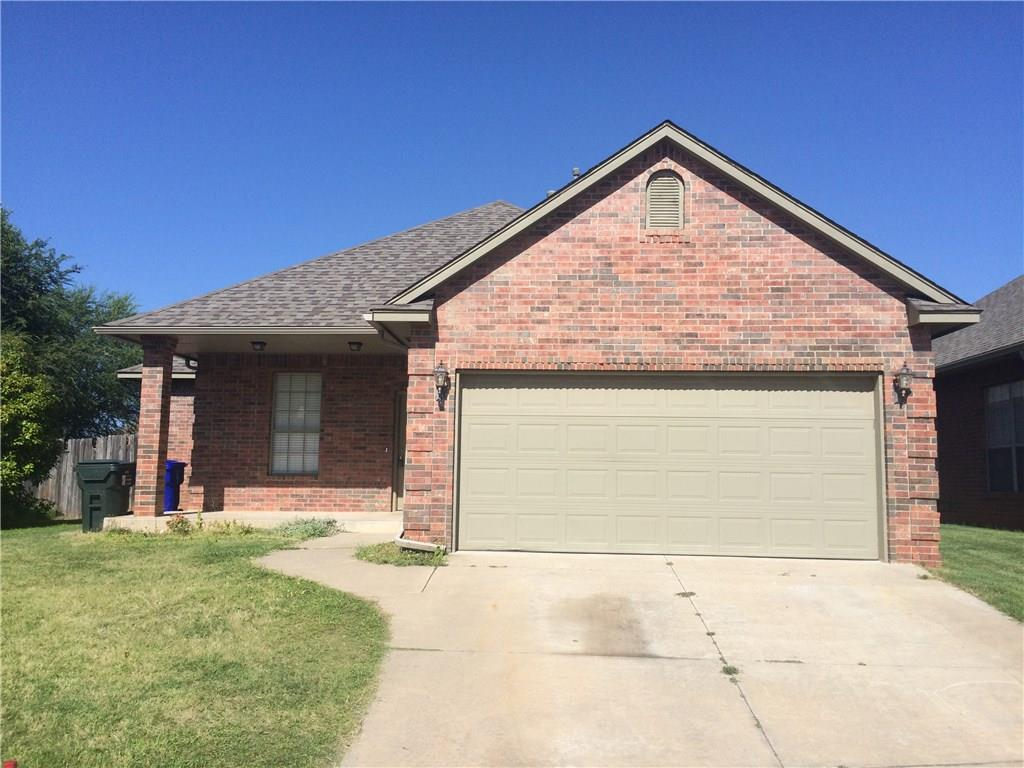 3BED 2BATH 2 CAR GARAGE  CLOSE TO OU GATED COMMUNITY. AVALIABLE IN FEBURARY 2021. OWNER IS RELATED TO BROKER. OCCUPIED MONTH TO MONTH OPEN BY END OF JUNE 2021