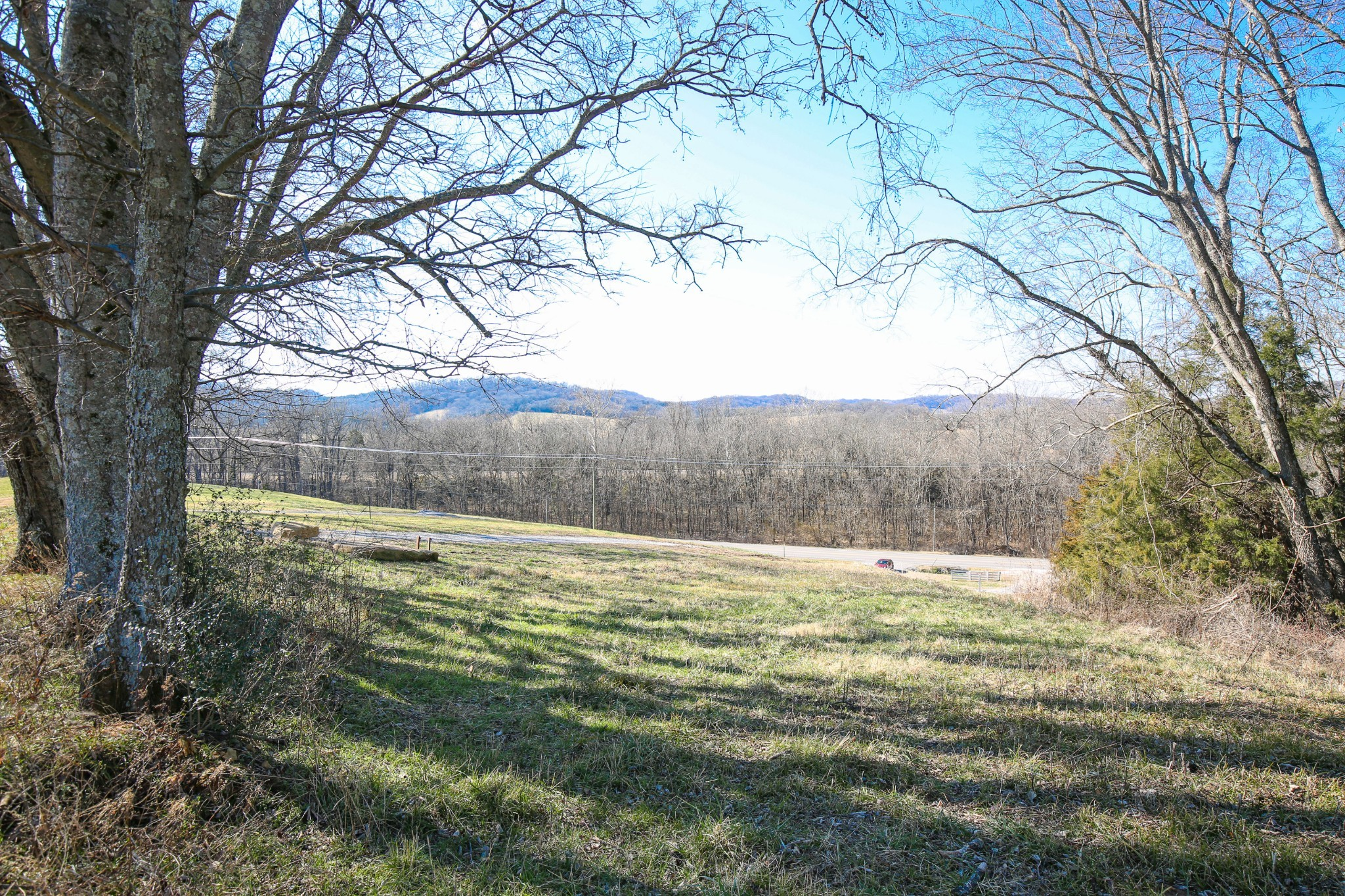 Incredible piece of property with gorgeous views. Build your dream home. 4 Bedroom perk site on 2.5 acres of grade A+ soil but can easily get approval for 5 bedrooms. Gas and electric at road. Right on the Rutherford / Williamson county border. Located in the rolling hills of College Grove. 13 minutes from Arrington Vineyards.