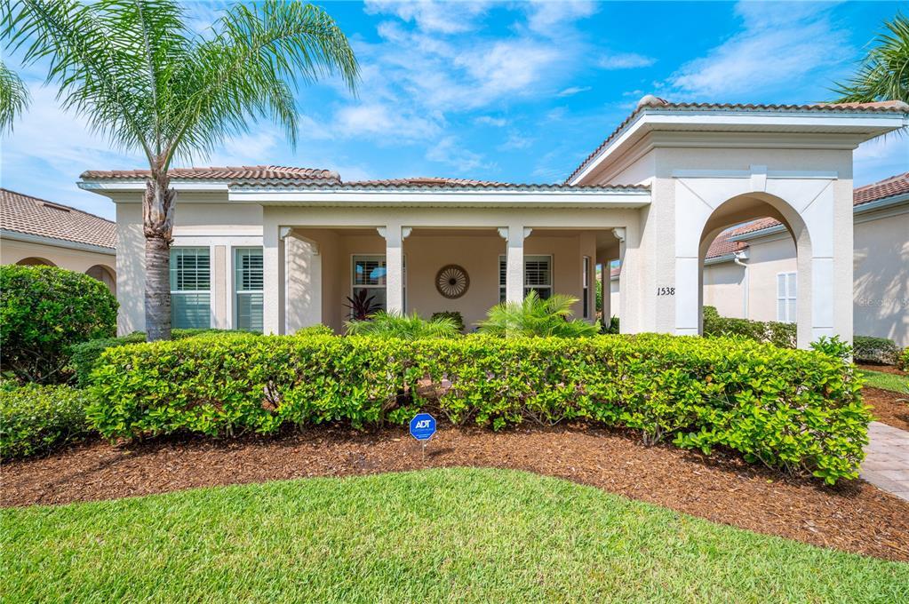 1538 Dorgali Drive, Sarasota, FL 34238