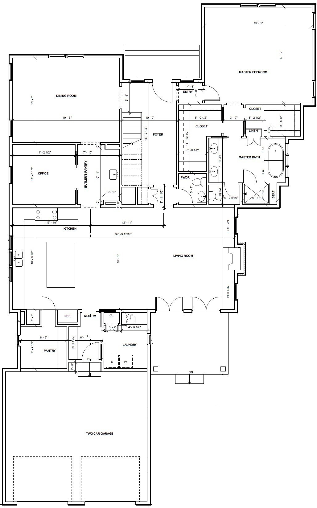 Over $100 less per Sq Ft than new Westhaven homes!  Seconds from the new Mack Hatcher extension. Zoned Franklin High, Grassland Middle, Walnut Grove Elem.10 ft ceilings downstairs and upstairs. Wood Clad Windows. Sand & Finish Hardwoods everywhere but 2nd Beds. Huge Secondary Bedrooms, 2 with en suite baths.  Massive storage closets w/ wood shelving.  In-Ceiling Speakers. Prewired for Security Cameras. Private Office Space. No detail overlooked!