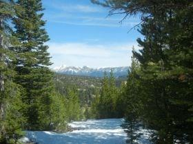 True Alpine Mountain living at its finest! A mere 7.8 miles from the entrance to Big Sky, this large 39-acre mature treed lot neighbors the sprawling Gallatin National Forest and has top of the world views- The views of the Gallatin Mountain Range and valley are spectacular!Located within a gated community, this special subdivision includes a shared trout pond, endless trail systems, and privacy that is unlike anything else in the broader Big Sky area.