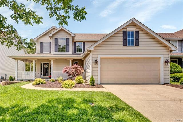305 Cheval Square Drive, Chesterfield, MO 63005