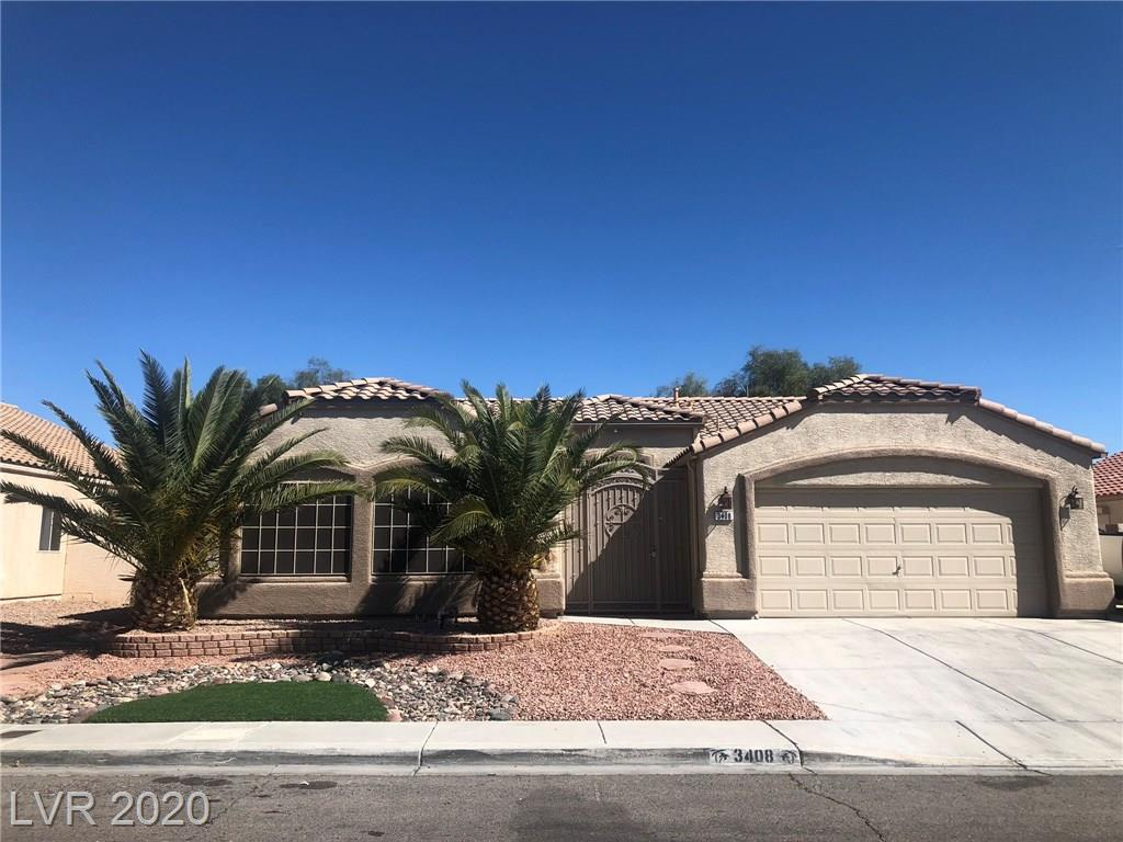3408 Trotting Horse, North Las Vegas, NV 89032