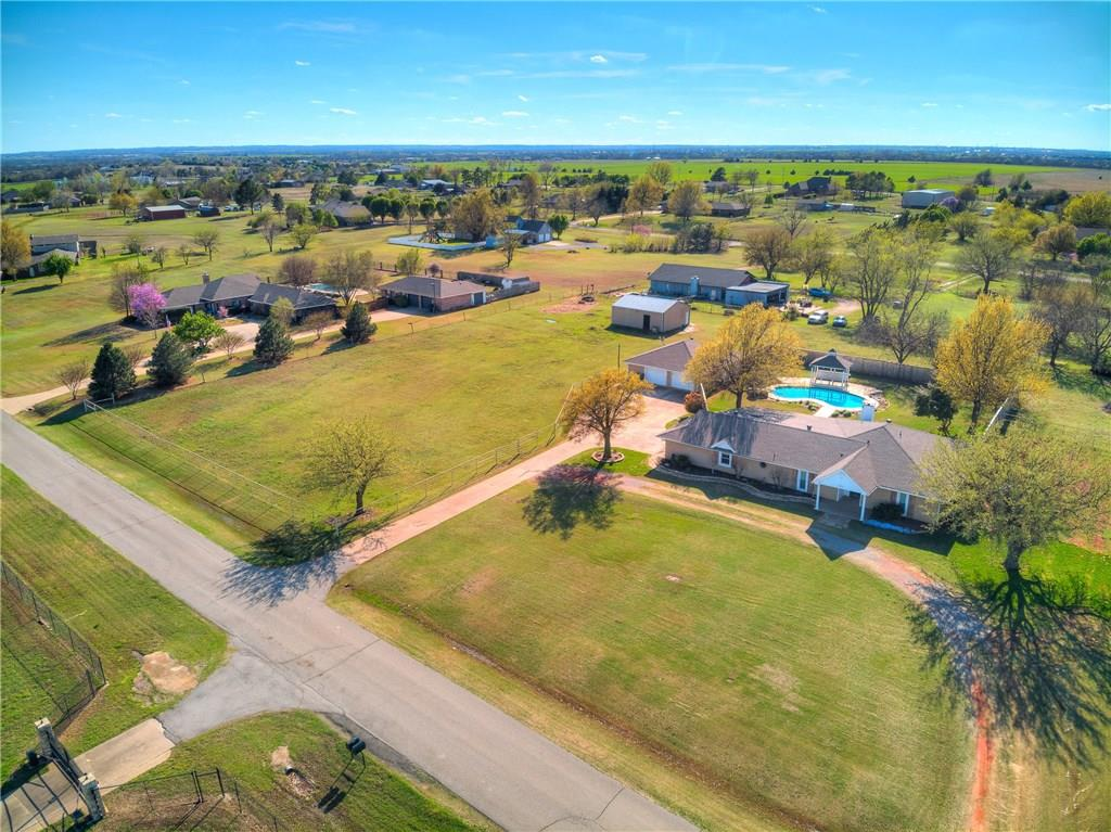 **open house March 1st 2-4p** 2.5 acres and a beautiful pool (chlorine) and gazebo!  You will love the wide open space this 2.5 acres offers with NO HOA.  This home is located in the award winning Piedmont school district and the coveted Stone Ridge Elementary school.  One of a kind hearth and fire place....it is amazing. Beautiful stained concrete floors, New complete aerobic septic system to be installed by March 1st, new interior paint, completely remodeled master bathroom, all new carpet, HUGE laundry room, 2 car oversized detached garage/shop with a LARGE extra space added on the back area (bathroom in shop as is/incomplete) AND a 2nd stand alone building/shop approximately 20x30. Home is total electric and uses Deer Creek Water.