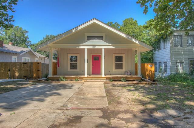1709 W Easton Place, Tulsa, OK 74127