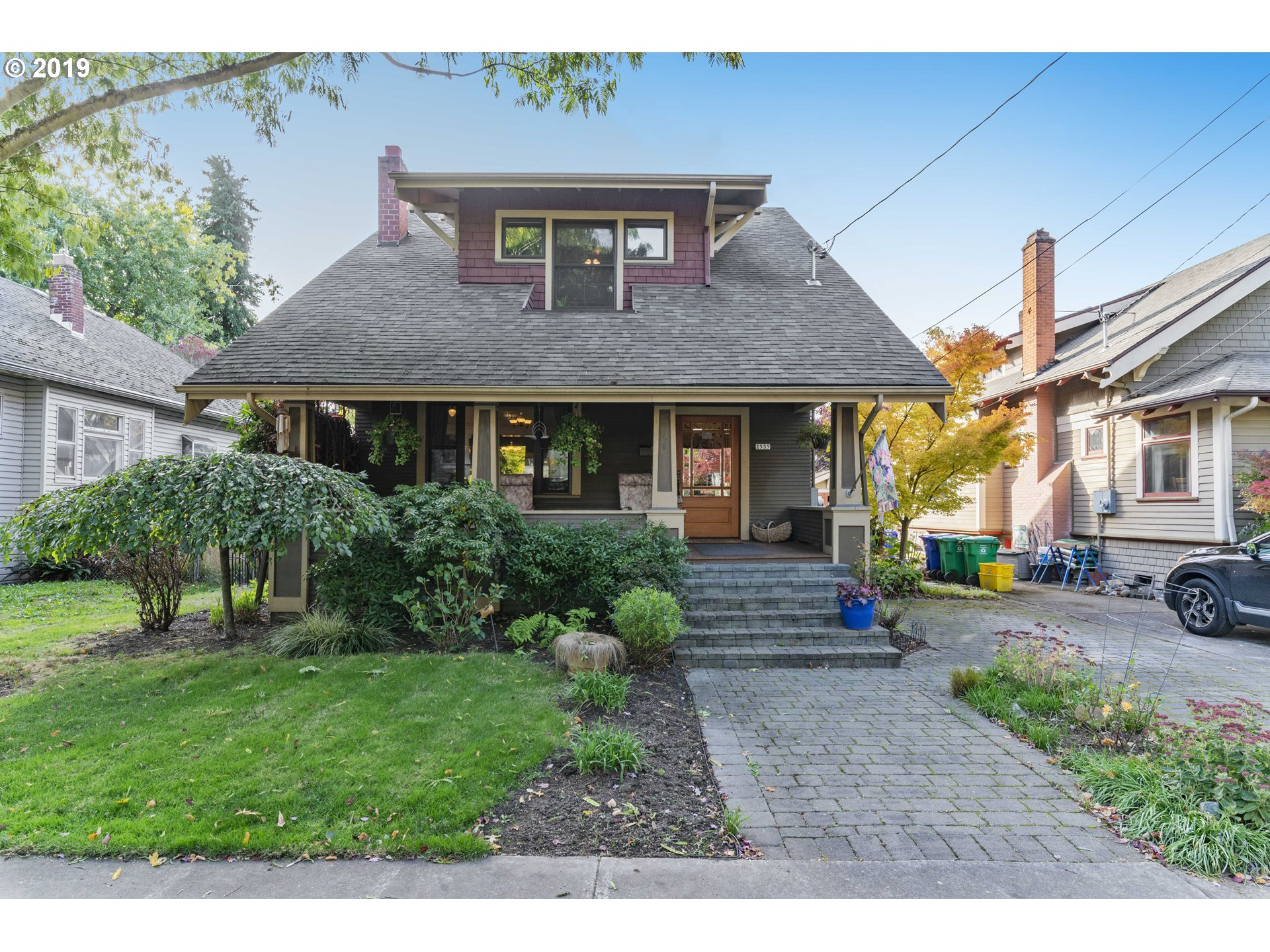 Gorgeous Grant Park home that welcomes you at every turn! This space has been beautifully updated throughout while retaining the refinished woods and original charm that makes this home a true Portland classic. Enjoy the private, picturesque backyard, deck and patio, stunning kitchen plus extra basement space. Walk to Grant Park and Beverly Cleary Sculpture Garden!  Open houses Sat/Sun 12/7-12/8, 10am-2pm.