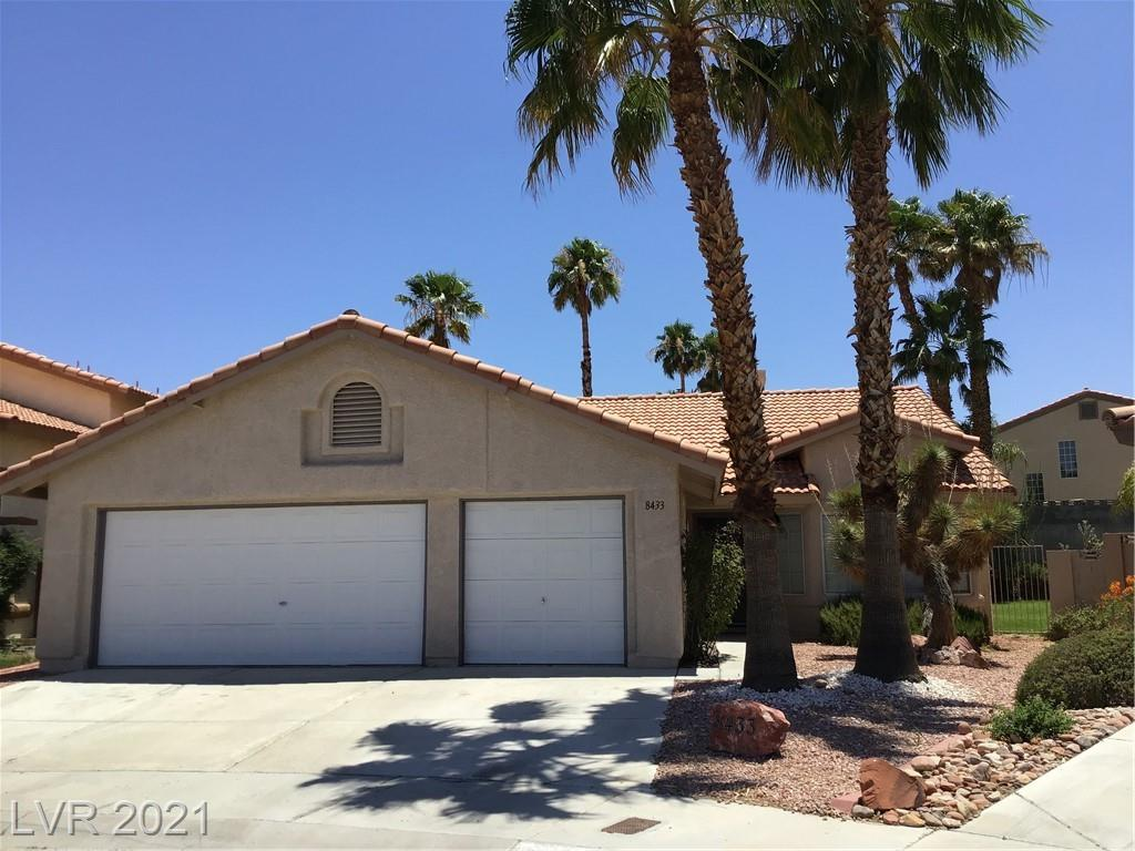 Rarely available 1 story, 3 car garage home in Desert Shoes with an all NEW renovated upscale inside! Including: custom soft close kitchen bamboo cabinets, upper tiered granite counters, upgraded whirlpool appliances, oven w/ 5 burner stove, R/O system, both bathrooms are all new, with custom cabinets, beautiful sinks, glass tile accent showers, custom vanities w/ elegant pulls & fixtures. All new paint, recessed lights, fans, new blinds, a new Z-wave smart home Honeywell Lynx 5200 System. The alarm, thermostat, motion sensors, & door locks can be programmed. Thousands of dollars spent and the inside of the home is all new, with no popcorn ceiling. This beautiful home is on a quiet cul de sac lot! Desert Shores offers 4 lakes, a Lagoon style pool, Sandy Beach, Picnic Park w/ volleyball, bball, Sport Courts, Playground, Docks, Ducks, Paddle Boards, Canoes, and a 2100 sq ft clubhouse, restaurants, walking and biking paths, and just plain beautiful!