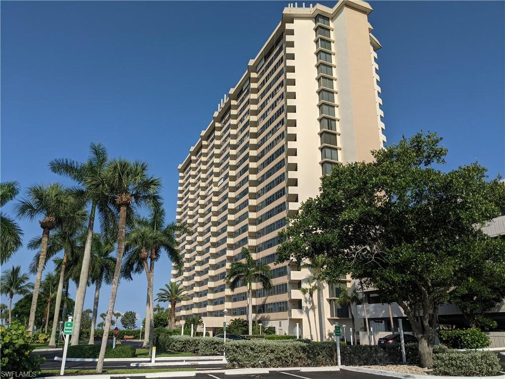 Located on over seven acres along side a spectacular beach, this turn-key, well-maintained condominium has two bedrooms, two full baths, full kitchen, dining, and living area. The private balcony has an unobstructed Southern view of Marco Island's incredible Beach and the Gulf of Mexico.  The amenities include an Olympic Size Swimming Pool, Tennis, Pickleball, Bocce Ball, Gymnasium, Bar-B-Que Grills, a Parking Garage, and a large Social Room with a full kitchen for entertaining.  The Gulfview has Fiber-Optic Internet and Cable Services included. Their current Quarterly Fees are among the lowest on the beach.