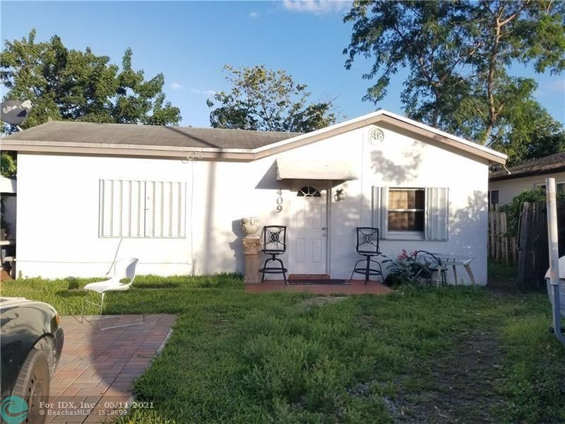 1Bed/1Bath with living room, kitchen, washer and dryer, quiet Neighborhood, Close to Turnpike, school, shopping centers. Rent include electricity, water and lawn maintenance. Available for June 5, 2021