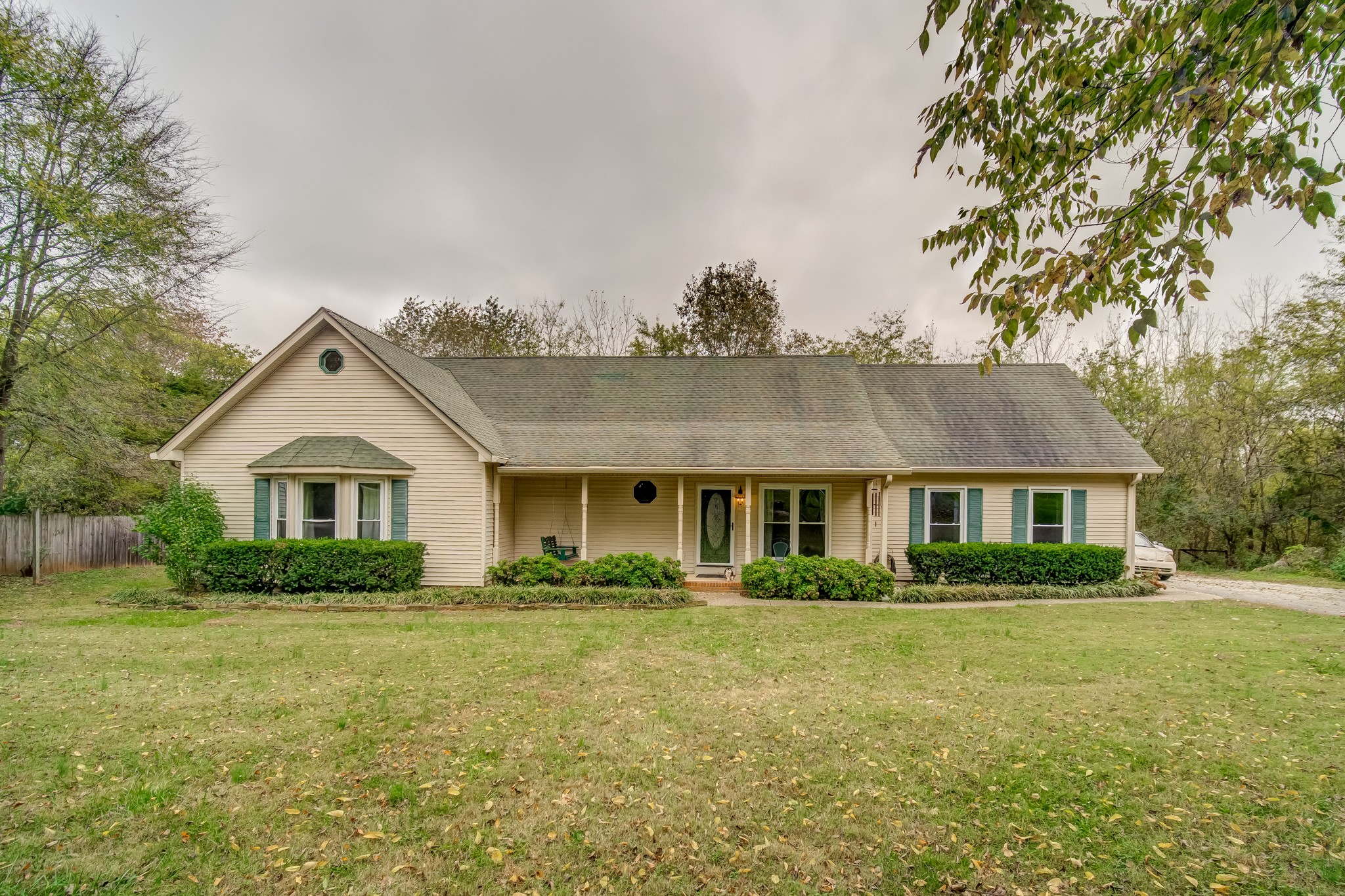 Custom built home-No other will compare;huge dining rm/family rm,2 mstr suites(up&down),above ground pool w/screened porch backs up to wooded area- all on acre lot!Great for large/extended family!