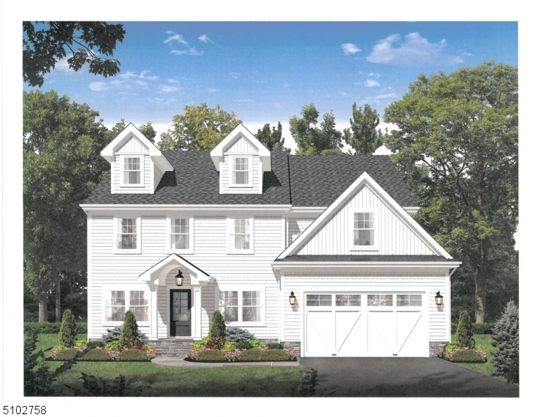 2 beautiful new homes to be built by NCN Properties on quiet residential street.  4 levels of living space on deep level lot. Still time to customize!  Close to schools, downtown, and NYC bus!