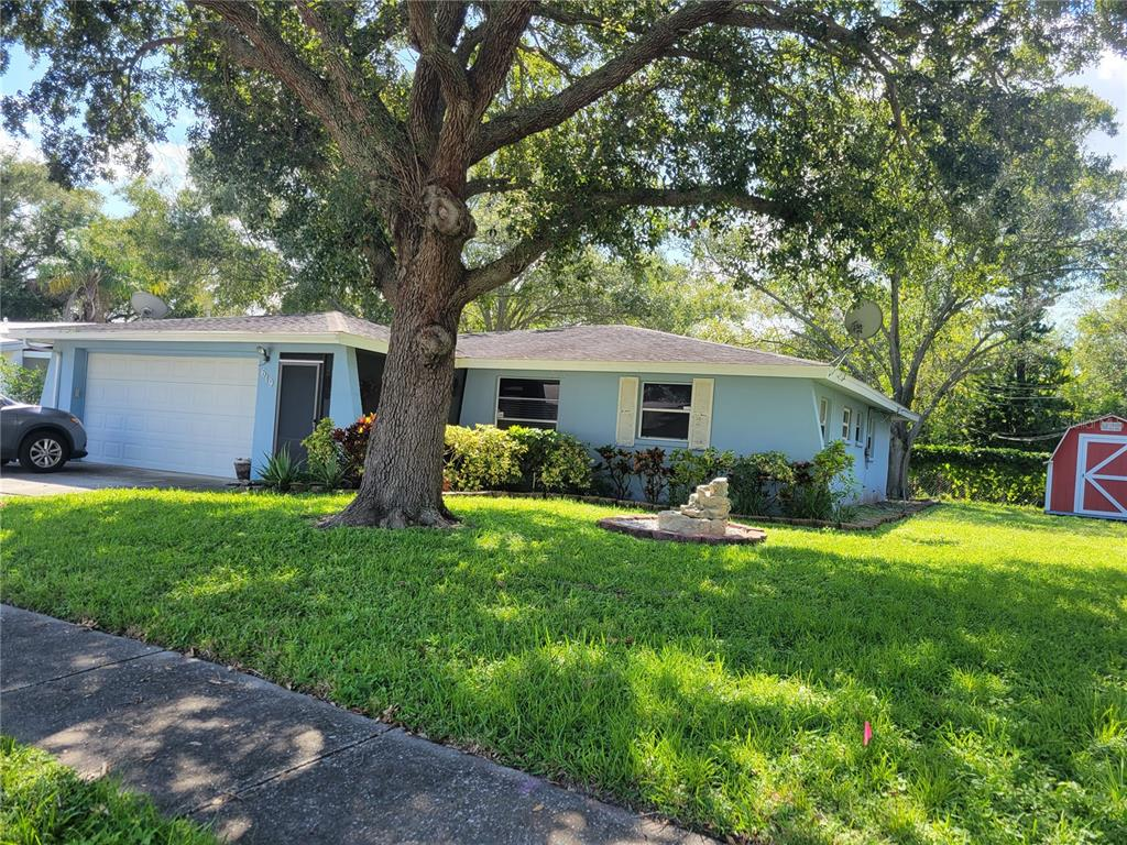 This is a 3 Bedroom, 2 Bath, home. New AC and hot water Heater. Located in Largo close to everything. Large covered and air conditioned patio to enjoy and out door patio to enjoy the grill. Open plan to include the Kitchen, Living Room, Eating Area, and Front Room. Large Storage shed in back yard.