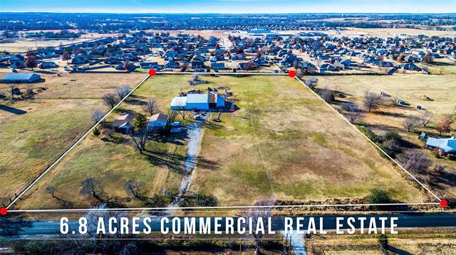 12734 N 135th East Avenue, Collinsville, OK 74021