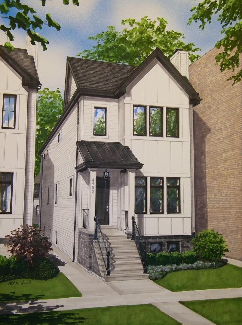 4952 N Hoyne Avenue, Chicago, IL 60625