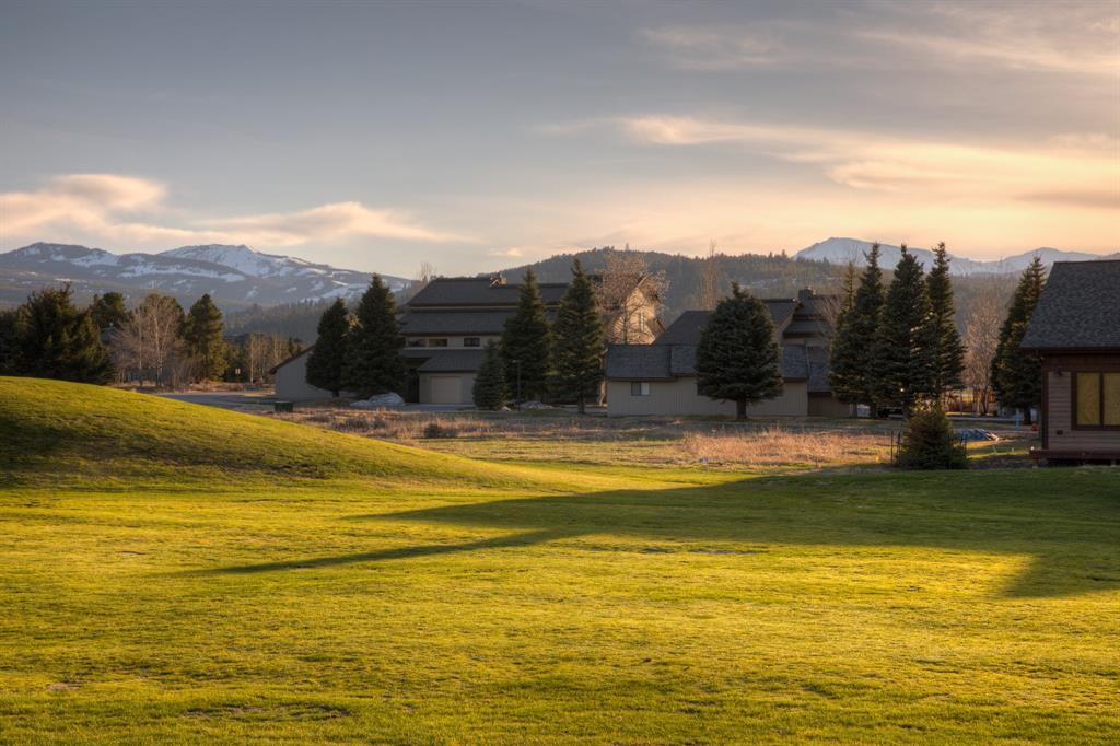 This beautiful home site in Big Sky's desirable Meadow Village neighborhood could be yours! Position your dream home where you can enjoy some of the most spectacular Montana morning sunrises as well as the beautiful Big Sky Golf Course in the summer, or cross country skiing in the winter. Imagine yourself relaxing to the stunning scenery and being near to some of North America's very best skiing, at the same time as being in the heart of the Meadow area, home to some great restaurants and amenities offered in the growing Big Sky Town Center.