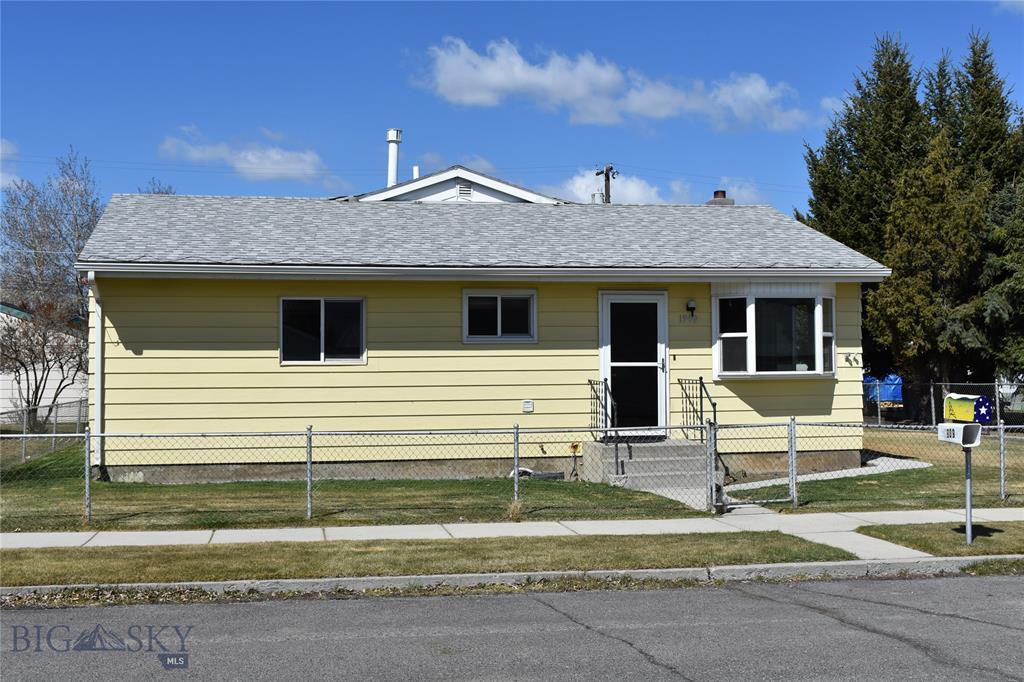 1909 S Washington Street, Butte, MT 59701