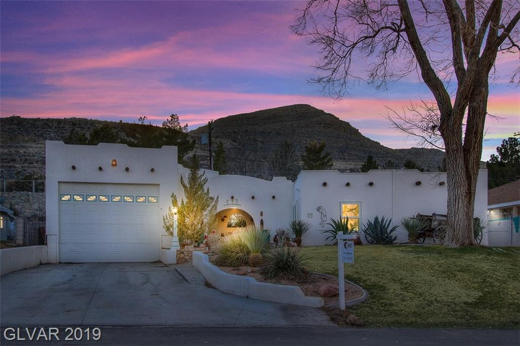 7 Cottonwood Drive, Blue Diamond, NV 89004