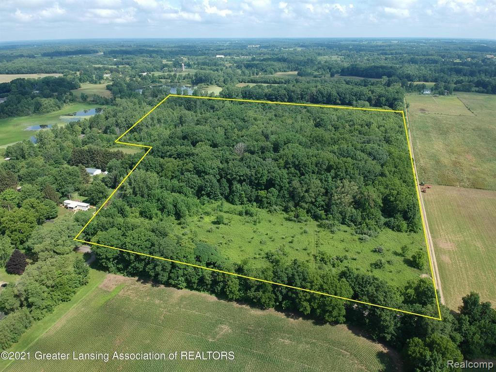 Beautiful 25 + acres of mostly mature hardwoods make up these two parcels, (33131325400008 and 33131325400010).  Build and sell the additional parcel or keep them together for a lovely wooded estate. Property has a pond and loads of deer, which would make a great recreational property. Both lots are being sold together. Award winning Leslie schools and minutes to the freeway, paved roads all of the way.  Property may be walked with a licensed agent only and only by appointment.