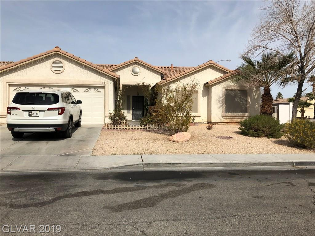 102 QUEENSWREATH Drive, Las Vegas, NV 89031