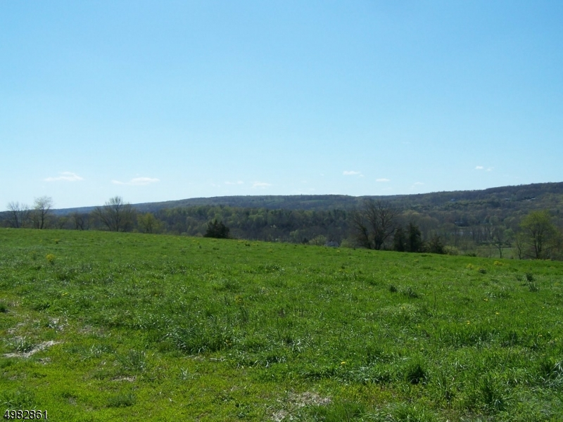 Magnificent panoramic 360 views from this beautiful Preserved farmland which lies near the Paulins Kill atop a sloping ridge with views of the Kittatiny Ridge.  There is a non-severable exception for a homesite on the top of the property.  Currently actively working farm that is ideally located for short trips to Restaurants , Shopping centers , Ski Resorts. 1 hour from NYC Easy commute. Property was the former Bain Farm whose name appears on the 1860 map of Sussex County,  has a total of  approximately 126 acres, (Block 26 Lot 20.10, 6.29 acres, Block 26 - Lot 14 - 12.11 acre Block 26 Lot 16 - 107.42 acre.)  This property is currently under farmland assessment and taxes are combined with the 3 lots.  This property would make a great farm or an equestrian property under the farmland preserve guidelines, Bring your plans for the house.  Well and septic will be required if a house is going to be built. Must walk the whole property due to stream crossing, Live stock and locked gates.