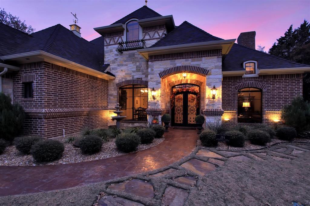284 Stonewolf Court, Gordonville, TX 76245