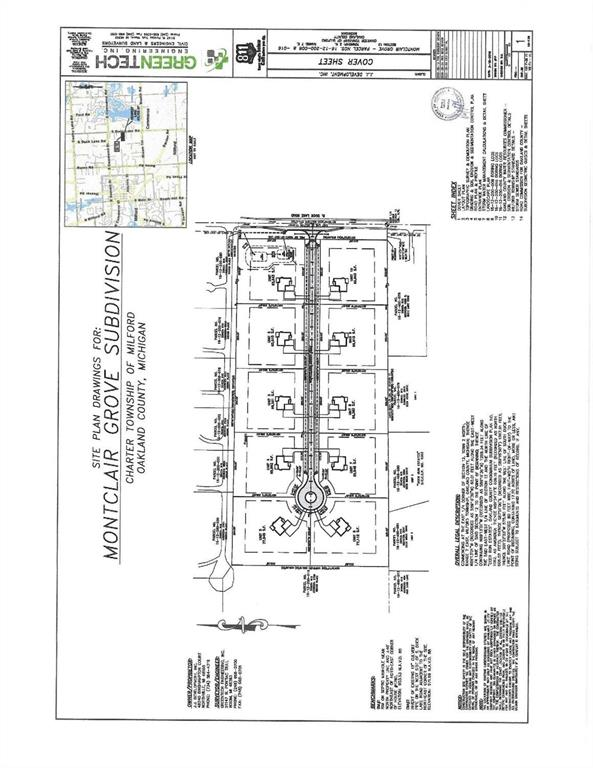 Rare 10 large building sites off Duck Lake rd. Preliminary site plan approved. Engineering plans available upon request. Please contact Listing agent for more infromation